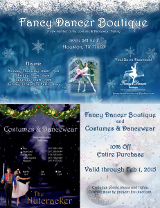 Fancy Dancer Ad